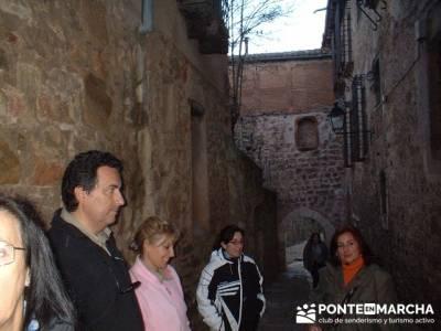 Visita guiada a Sigüenza; excursiones de un día; singles senderismo madrid